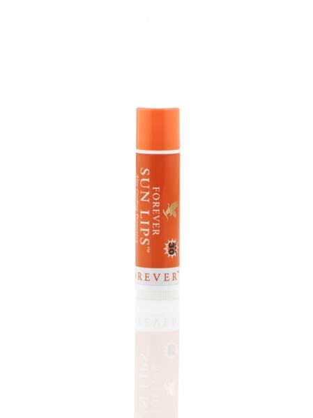 Forever Sun Lips. A base d'Aloe Vera, SPF 30, 4,99 € sur foreverliving.fr