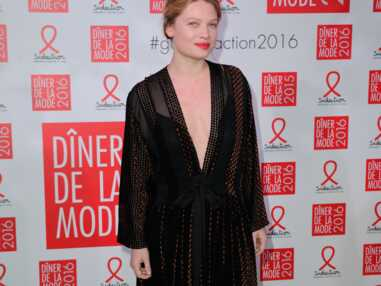 Mélanie Laurent, Marina Hands, Ana Girardot : un dîner de la mode tout en glamour