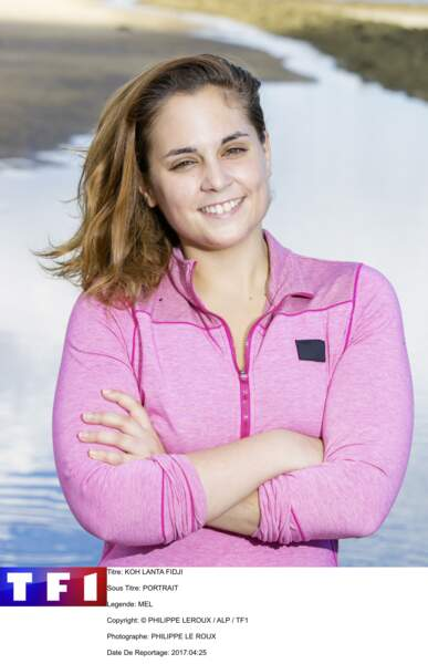 Mel / 25 ans / Etudiante en marketing digital (Seine-et-Marne)