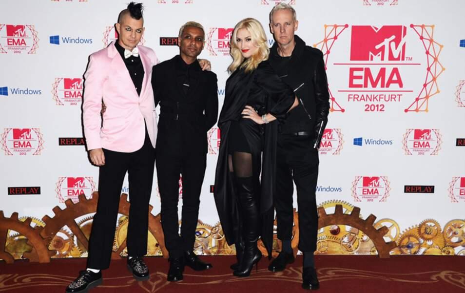 Gwen Stefani de No Doubt