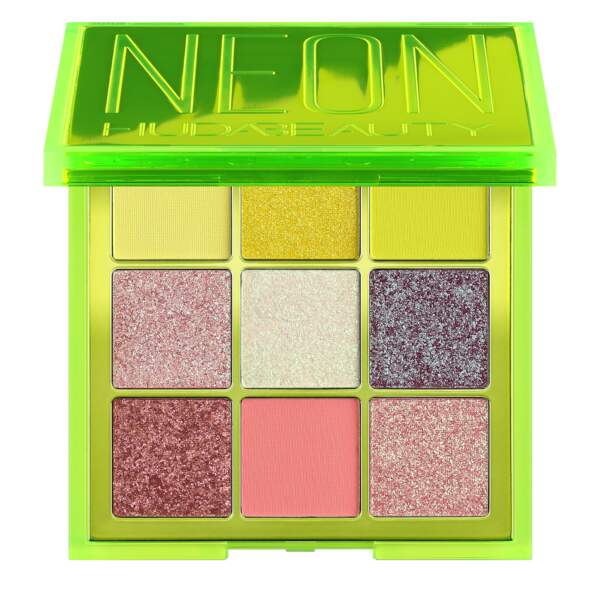 Palette Neon Obsessions Neon Green, Huda Beauty, 29,90€