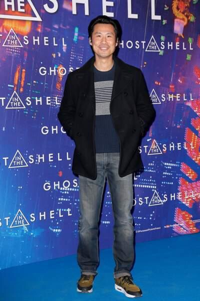 Avant-première de Ghost in the Shell : Frédéric Chau