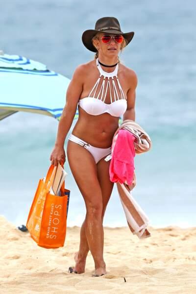 Les pires maillots des people en vacances : Britney Spears à Hawaii