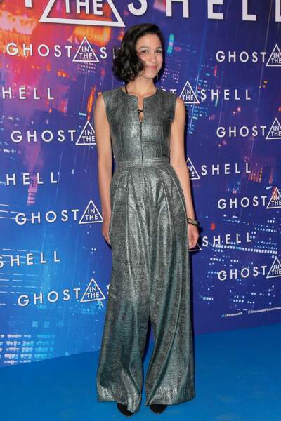 Avant-première de Ghost in the Shell : Danusia Samal