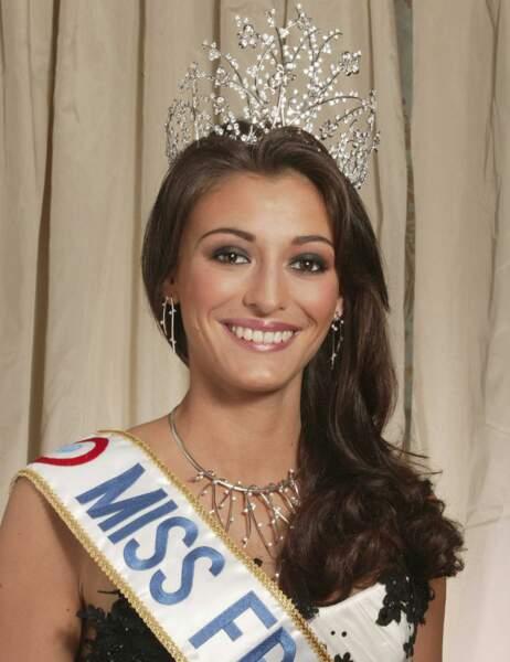 Miss France 2007: Rachel Legrain-Trapani