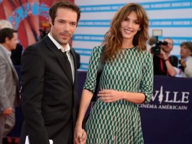 Doria Tillier et Nicolas Bedos main dans la main à Deauville