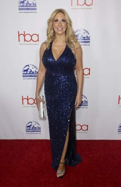 Carla Gonzalez aux Hollywood Beauty Awards