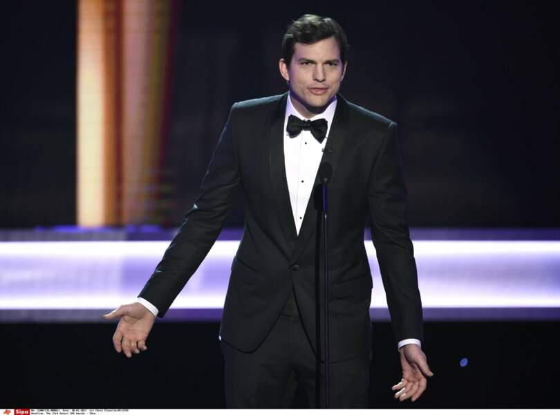 SAG Awards 2017 : Ashton Kutcher