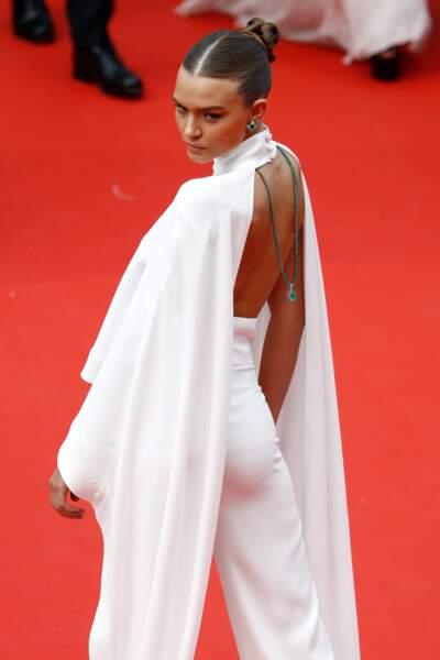 Josephine Skriver au Festival de Cannes 2019