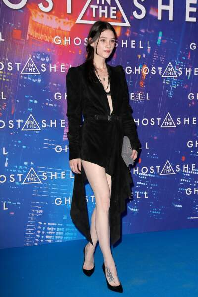 Avant-première de Ghost in the Shell : Astrid Bergès-Frisbey