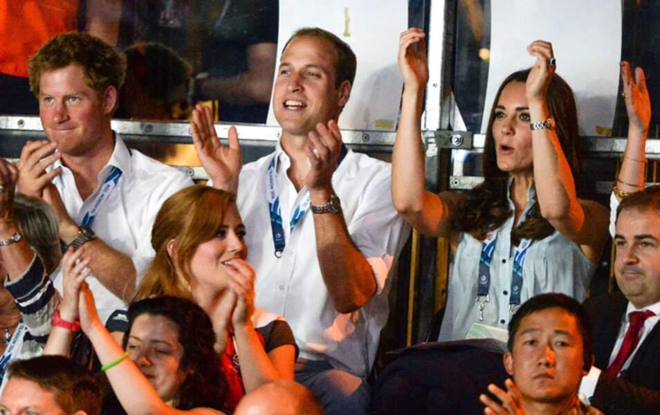 Fans de sport, ils ne cachent pas leur enthousiasme