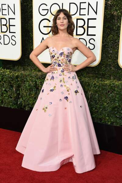 Golden Globes 2017 : Lola Kirke (Gone Girl)