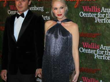 DIAPO Gwen Stefani affiche fièrement ses rondeurs au Wallis Annenberg Gala