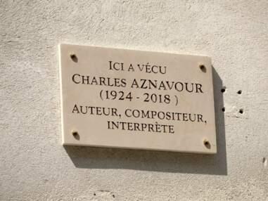 Charles Aznavour : Paris rend hommage au chanteur pour son 95ème anniversaire