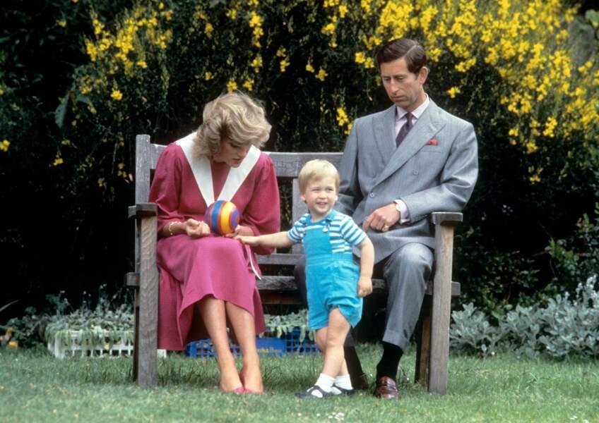 Le jardin était un espace que Lady Diana affectionnait tout particulièrement