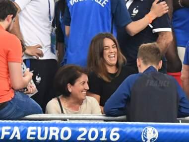 Euro 2016 : Les Bleus et leurs compagnes en tribunes pour France-Allemagne