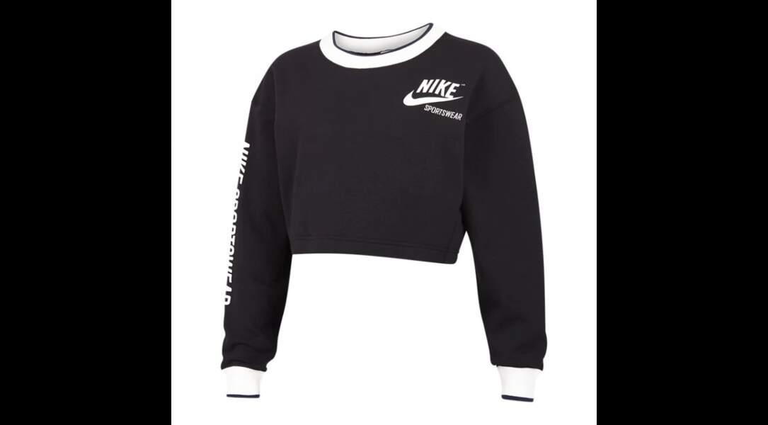 Nike Reversible Branding Crew, Nike chez Foot Locker, 64,99 euros
