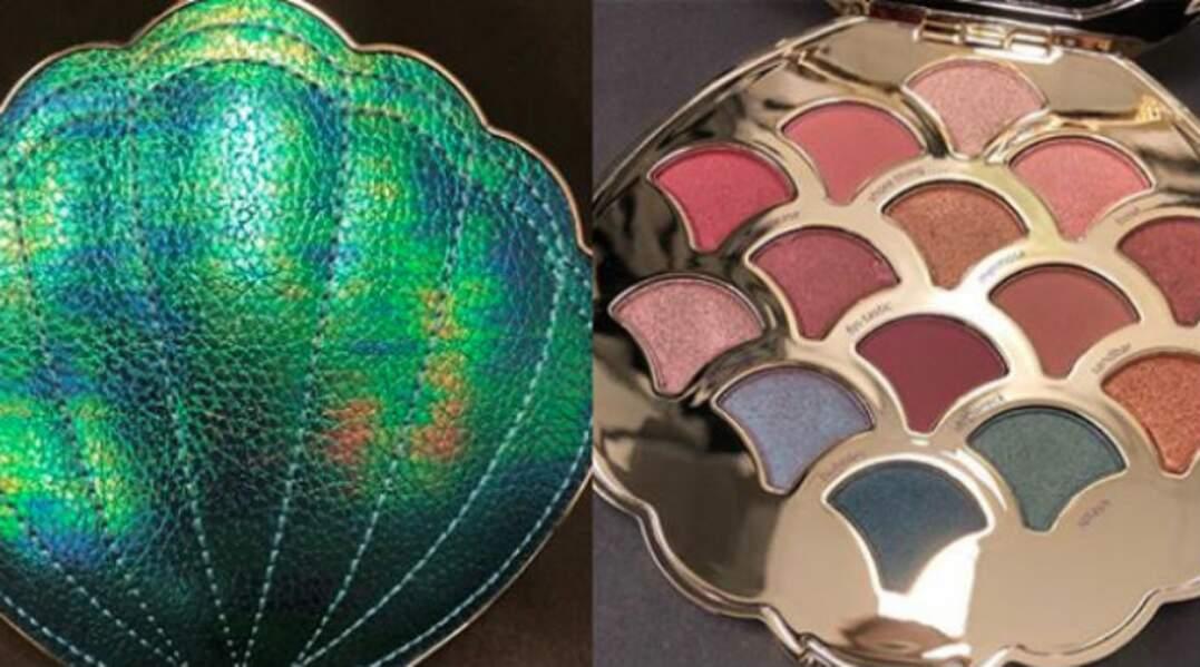 Palette mermaid, Tarte cosmetics