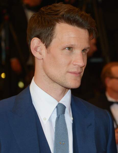 L'acteur Matt Smith