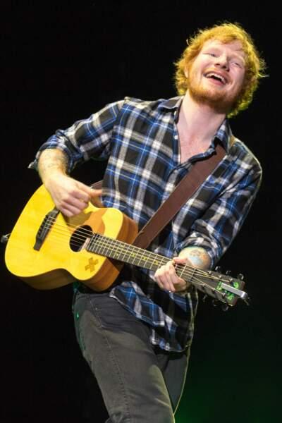 N°16. Ed Sheeran - Thinking Out Loud