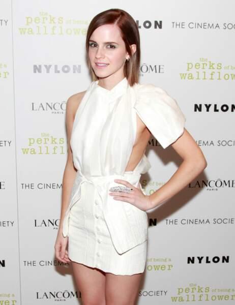 ... l'adorable Emma Watson...