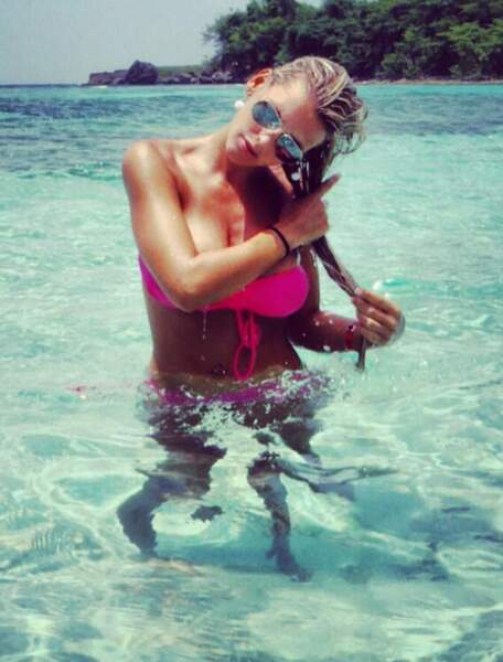 Amélie Neten en vacances