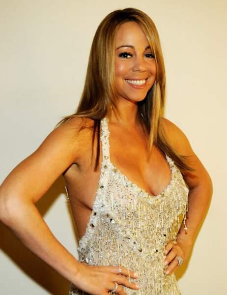 Mariah Carey n'a jamais été très pudique...