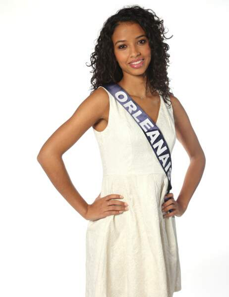Miss Orléanais - Flora Coquerel, 19 ans, 1m81