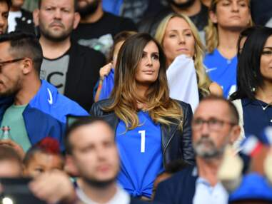 Euro 2016 : Les femmes des Bleus au match France/Suisse