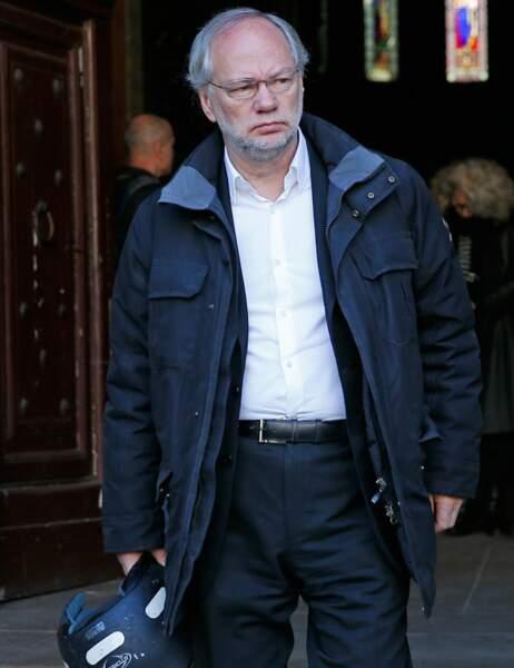 Le journaliste Laurent Joffrin