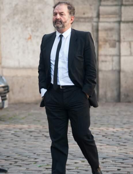 le chef d'entreprise denis Olivennes, patron d'Europe 1