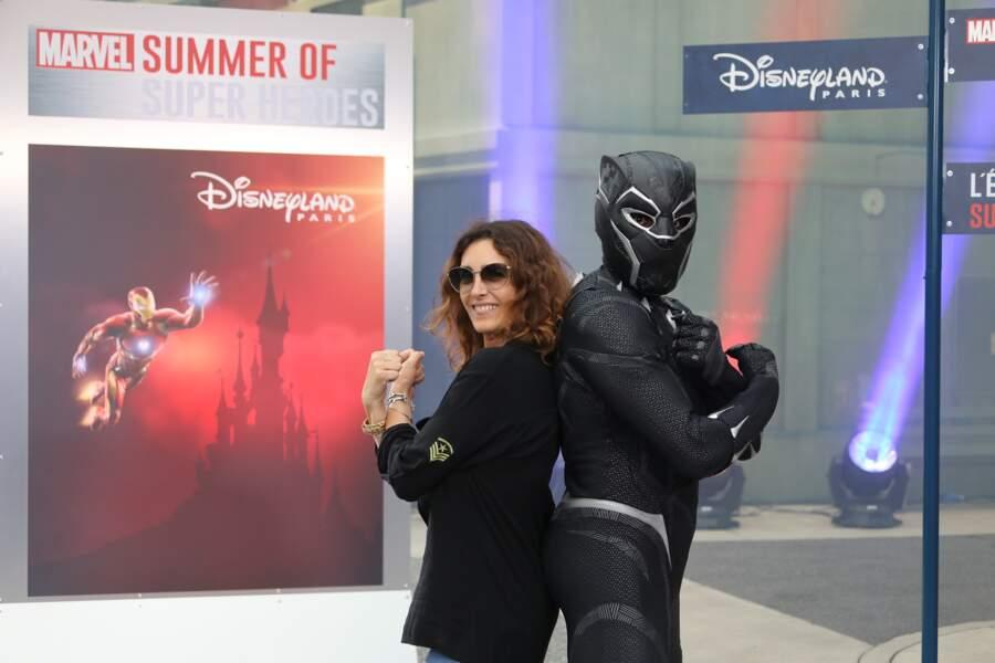 Eté Marvel Disneyland Paris - Agnes Boulard