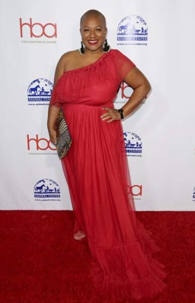 Felicia Leatherwood aux Hollywood Beauty Awards