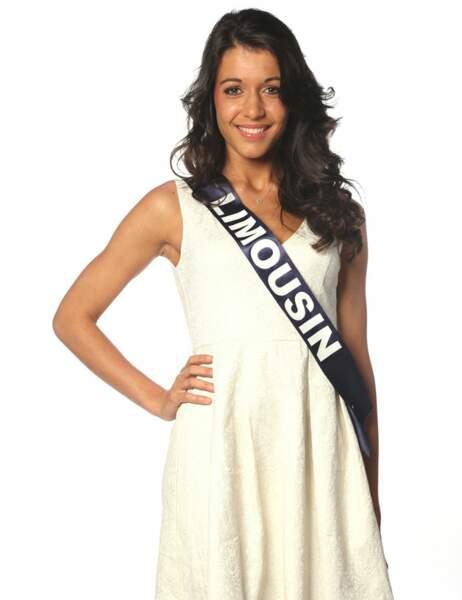 Miss Limousin - Caroline Dubreuil, 21 ans, 1m77