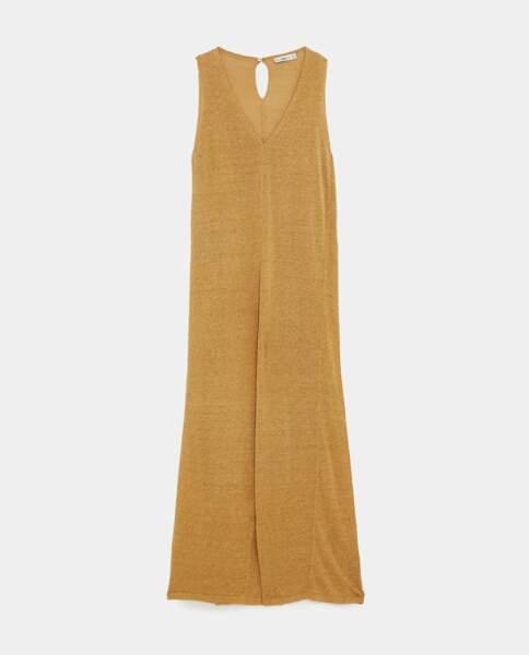 Combinaison XL, Zara, 45,95 euros