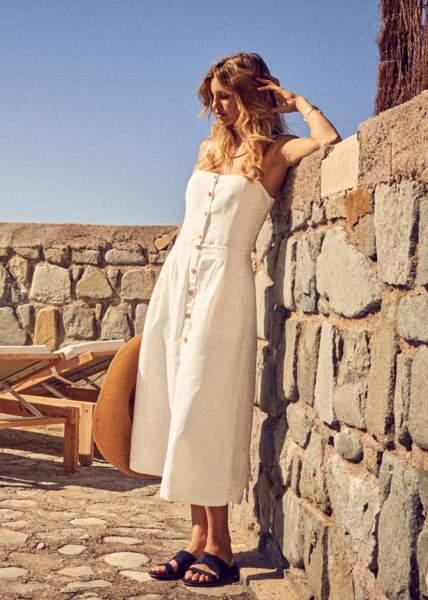 Robe Eglantine, Sezane, 135 euros