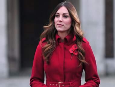 Kate Middleton a les traits tirés pour le Poppy day