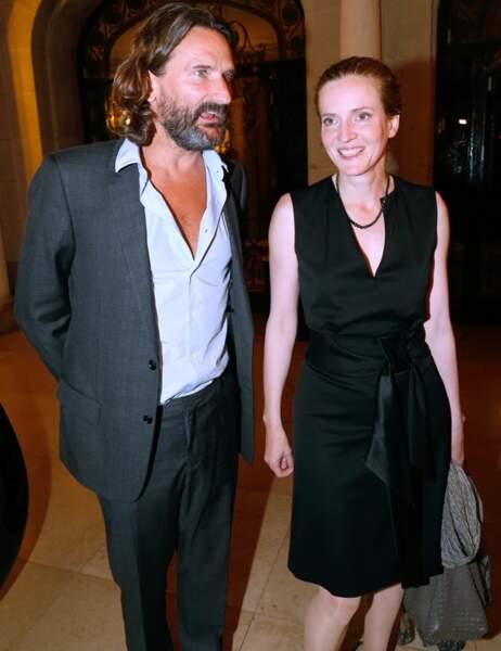 Frédéric Beigbeder a discuté avec Nathalie Kosciusko-Morizet...