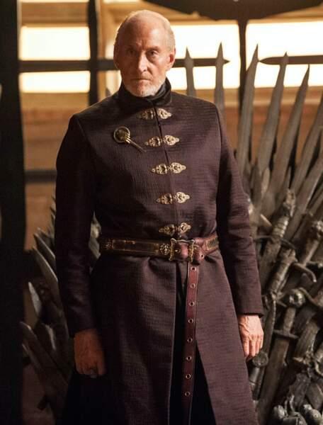 Dans la série, Tywin Lannister fait peur