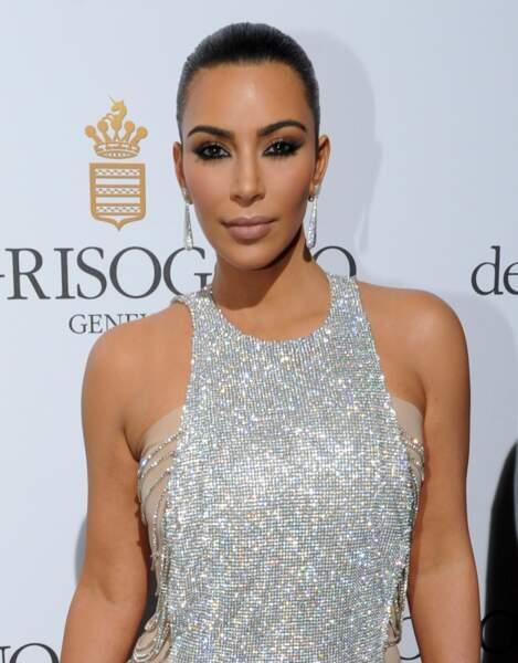 Chirurgie esthétique : Kim Kardashian aujourd'hui. Elle regrette... (indice : ça ne concerne pas ses fesses)