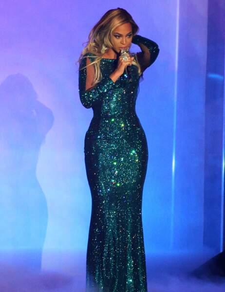 Beyoncé à fond dans sa chanson