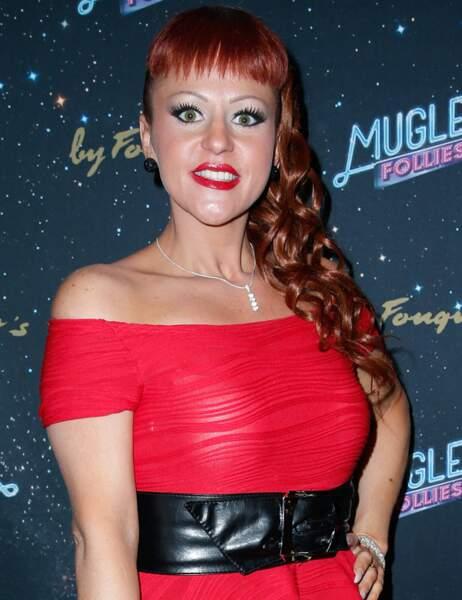 Perte de poids de stars : Cindy Sander après