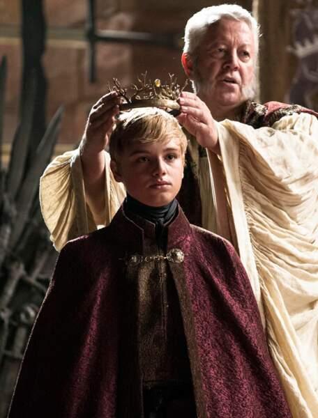 Eh oui, c'est le roi Tommen !