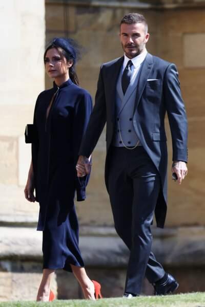 Mariage Du Prince Harry   La Tenue De Victoria Beckham