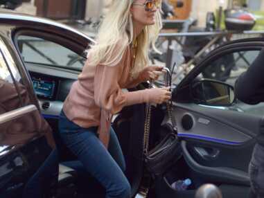 Laeticia Hallyday à Paris : découvrez chez quelle célèbre amie elle est allée déjeuner
