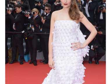 Première montée des marches du Festival de Cannes
