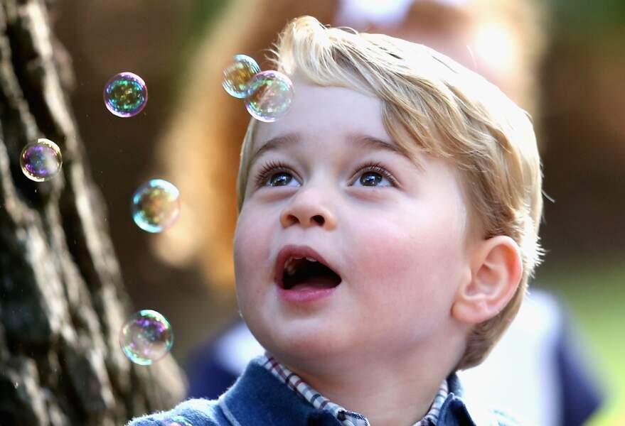Anniversaire du Prince George - Et leur plan a parfaitement fonctionné