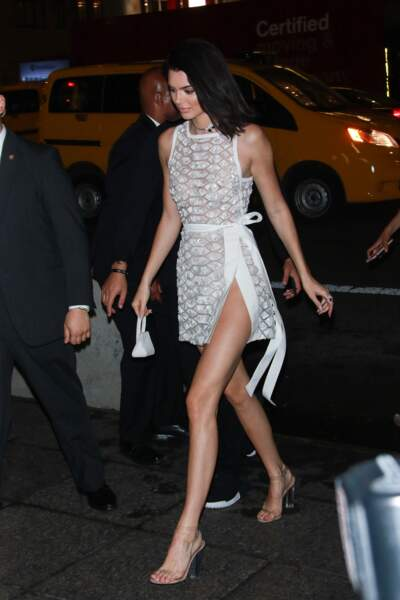 Kendall Jenner, New York, 03 mai 2018
