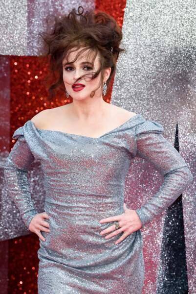 Helena Bonham Carter à l'avant-première d'Ocean's 8 à Londres
