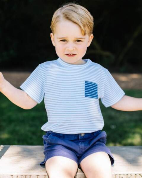 Anniversaire du Prince George - Et il est plus mignon que jamais !